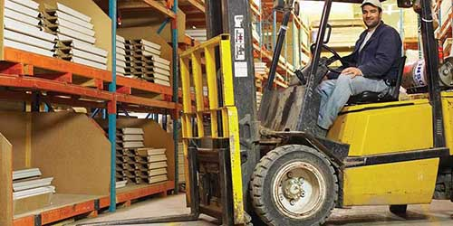 Safety & Forklift Driver Training